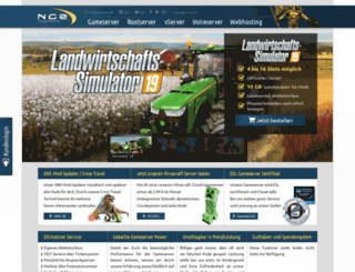 ngz-server.de screenshot