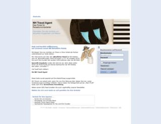 nh-travelagent.de screenshot