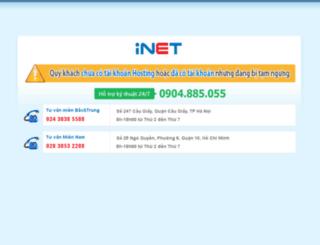 nhadatbinhduong.becamex.org screenshot