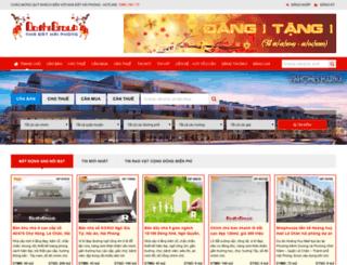 nhadathaiphong.com.vn screenshot