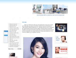 nhakhoa55thanglong.com screenshot