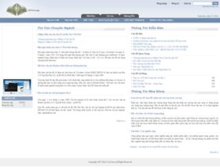 nhasisaigon.com screenshot