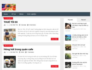 nhattien.org screenshot