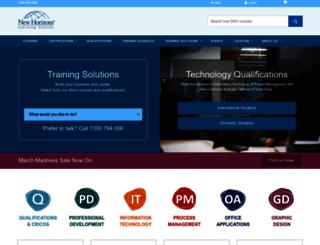 nhaustralia.com.au screenshot
