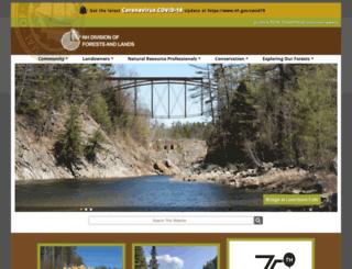 nhdfl.org screenshot