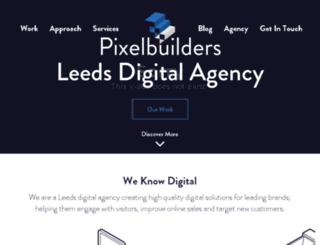 nhfpreview.pixelbuilders.co.uk screenshot