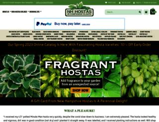 nhhostas.com screenshot