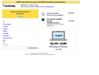 nhjcxy.com screenshot