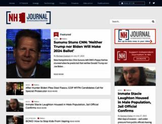 nhjournal.com screenshot
