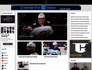nhl.com screenshot