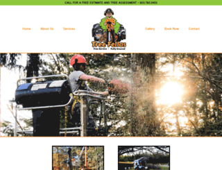 nhlandscapeservices.com screenshot