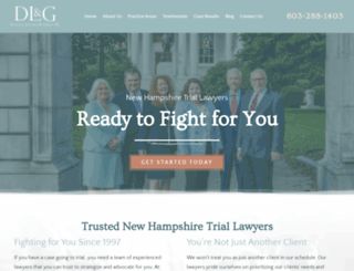 nhlawoffice.com screenshot