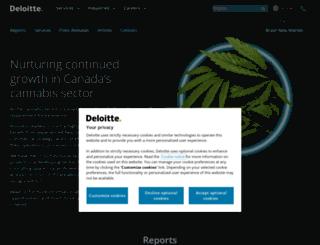 nhpconsulting.ca screenshot