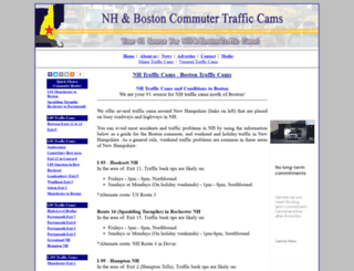 nhtrafficcams.com screenshot