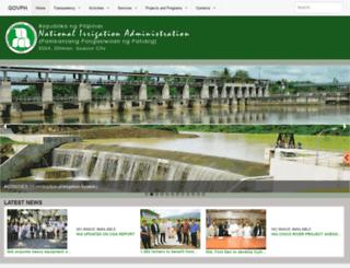 nia.gov.ph screenshot