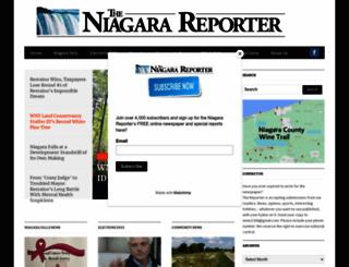 niagarafallsreporter.com screenshot