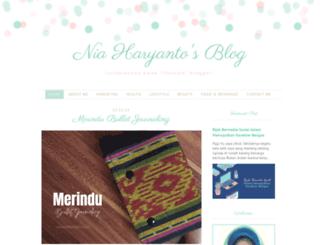 niaharyanto.com screenshot