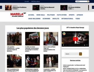 niarela.net screenshot