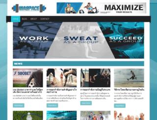 niaspace.com screenshot