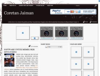 niat-belajar.blogspot.com screenshot