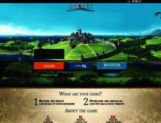 niborea.com screenshot