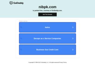 nibpk.com screenshot