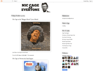 niccageaseveryone.blogspot.com screenshot
