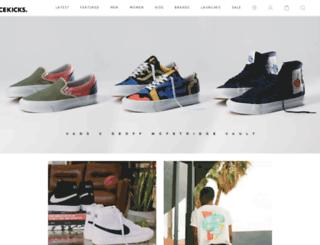 nice-kicks.myshopify.com screenshot