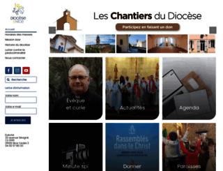 nice.catholique.fr screenshot