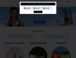 nice.com.mx screenshot
