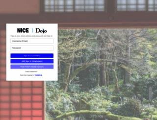 nice.csod.com screenshot