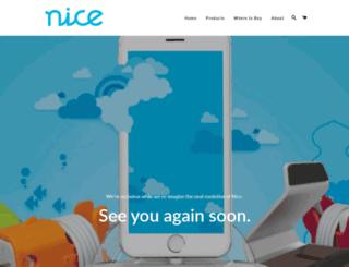 nicebydesign.com screenshot