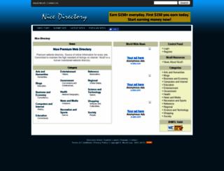 niced.org screenshot