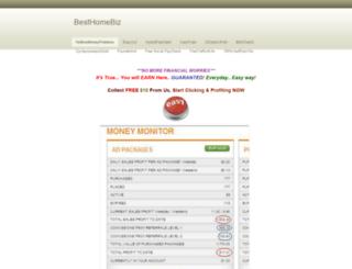 niceeasyonlineincome.weebly.com screenshot