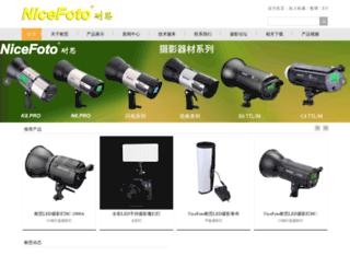 nicefoto.cn screenshot