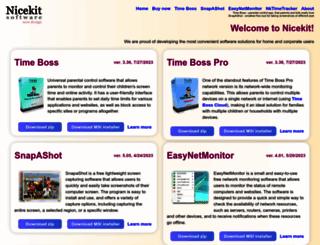 nicekit.com screenshot