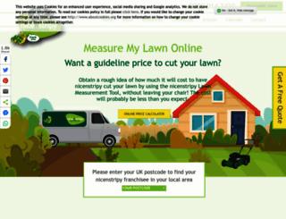 nicenstripy.com screenshot