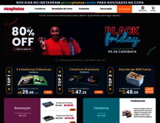 nicephotos.com.br screenshot