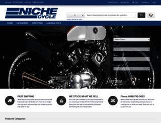 nichecycle.com screenshot