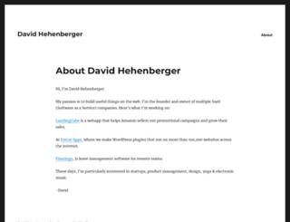 nichedash.com screenshot