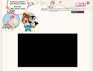 nici-world.com screenshot