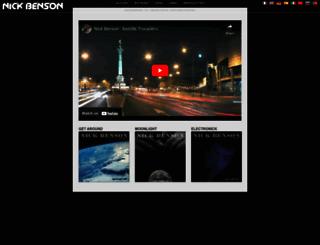 nick-benson.com screenshot