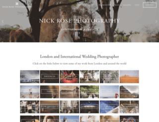 nick-rose-5mqm.squarespace.com screenshot
