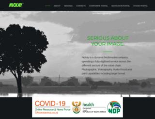 nickay.com screenshot
