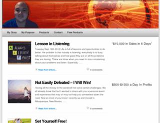 nickbreen.com screenshot