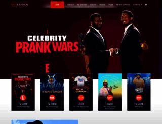 nickcannon.com screenshot