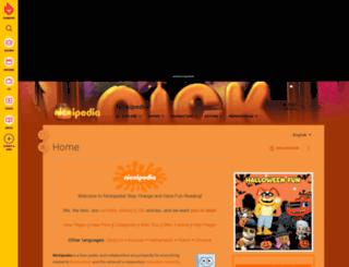 nickelodeon.wikia.com screenshot