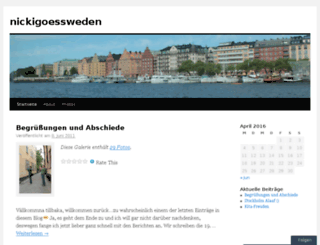 nickigoessweden.wordpress.com screenshot