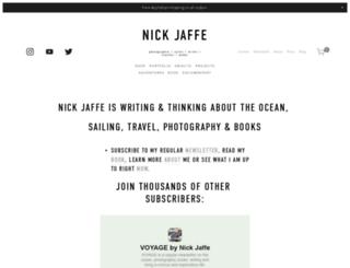 nickjaffe.com.au screenshot