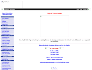 nickyguides.digital-digest.com screenshot